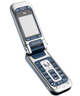 Сотовый телефон Philips 760 описание, характеристики модели, фото Версия дл